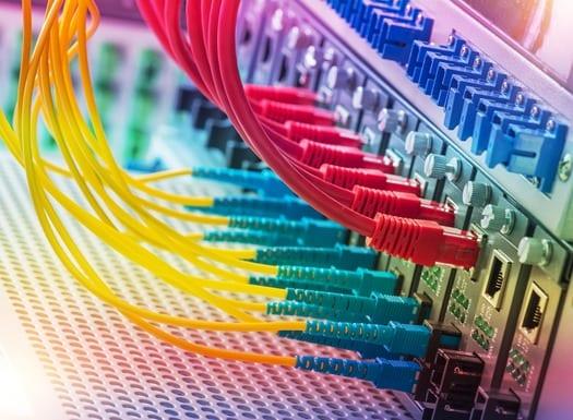 data netværk Dyssegård
